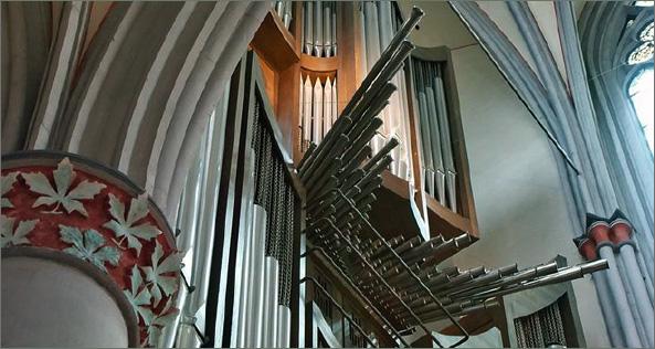 Altenberger Domorgel - Spanische Trompeten