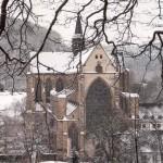 Der Dom im Schnee
