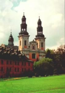 Kloster Lond Ostansicht